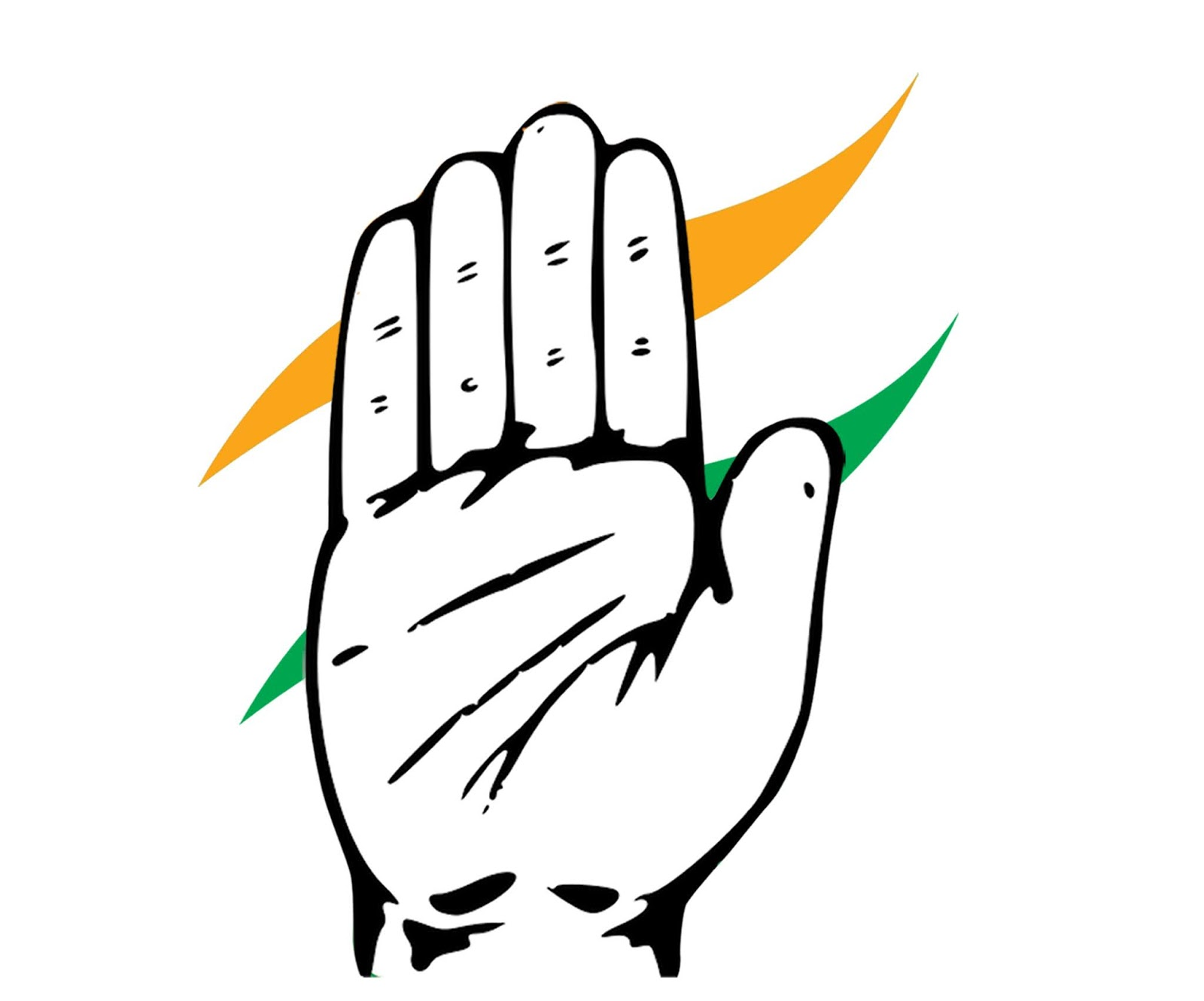 Congress Logo Hand.