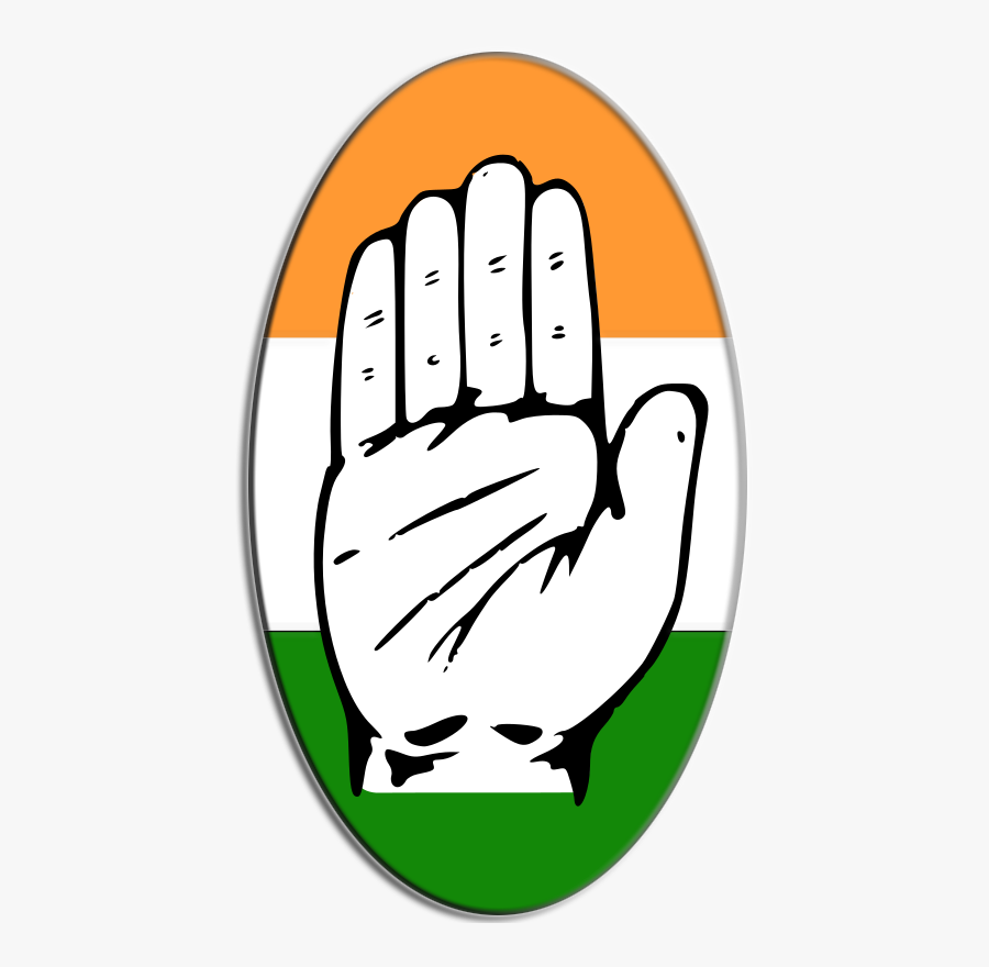 Congress Logo Png Free Background.