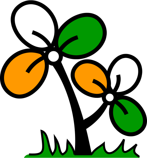 File:All India Trinamool Congress logo.svg.