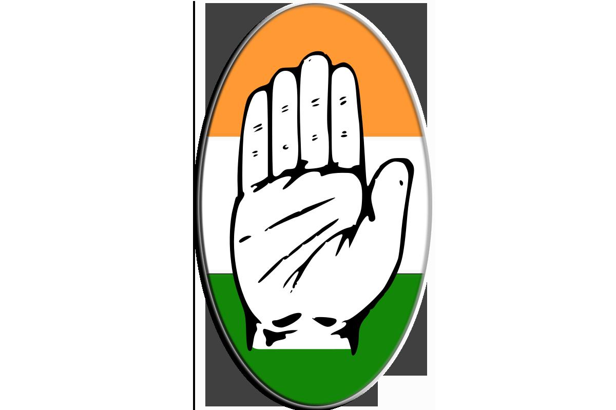 BJP Vs Congress PNG Free Pic.