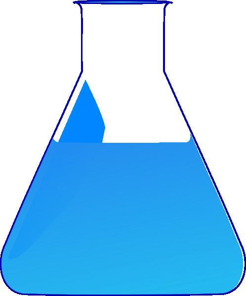 Conical Flask Clip Art at Clker.com.