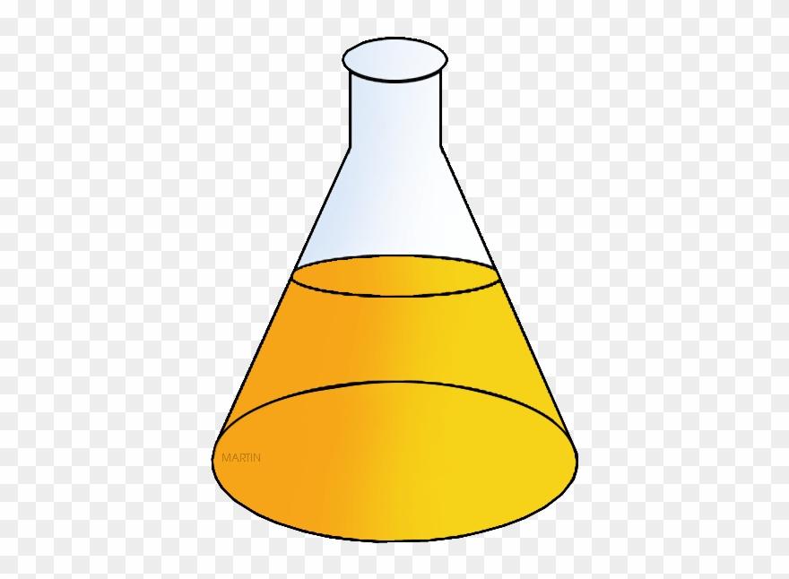 Erlenmeyer Flask Clipa.