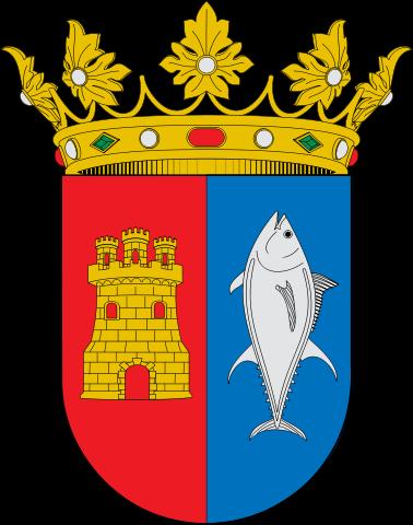 File:Escudo de Conil de la Frontera.svg.