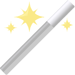 WAND, CLIPART, CONJURE, GRAPHIC, ROD, RADIO, STAR.