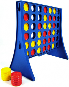 Connect 4 clipart.