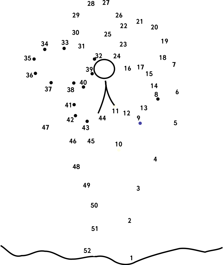 Clipart Connecting The Dots.