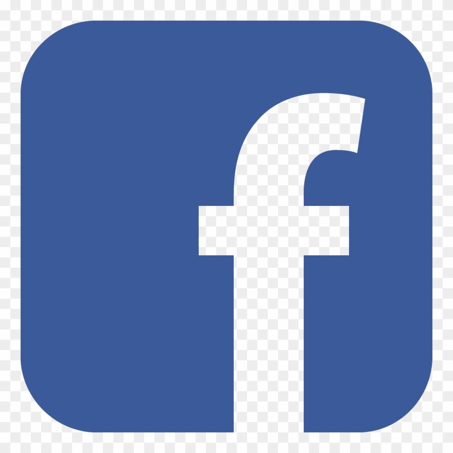 Download Transparent Background Facebook Logo Clipart.