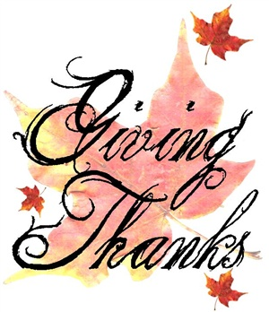 may you have a blessed Thanksgiving eCard.