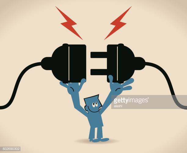60 Top Network Connection Plug Stock Illustrations, Clip art.