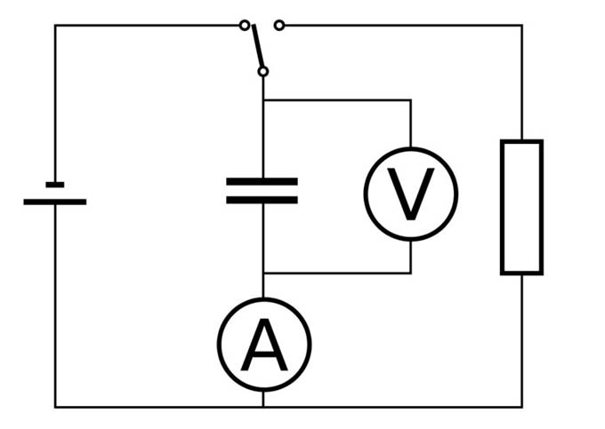 Electricity Circuit Diagram.