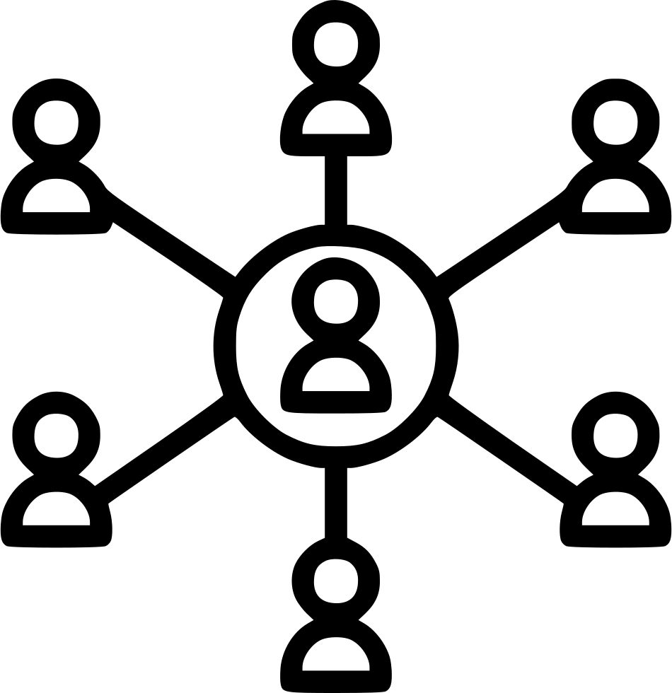 People Connection Svg Png Icon Free Download (#460579.