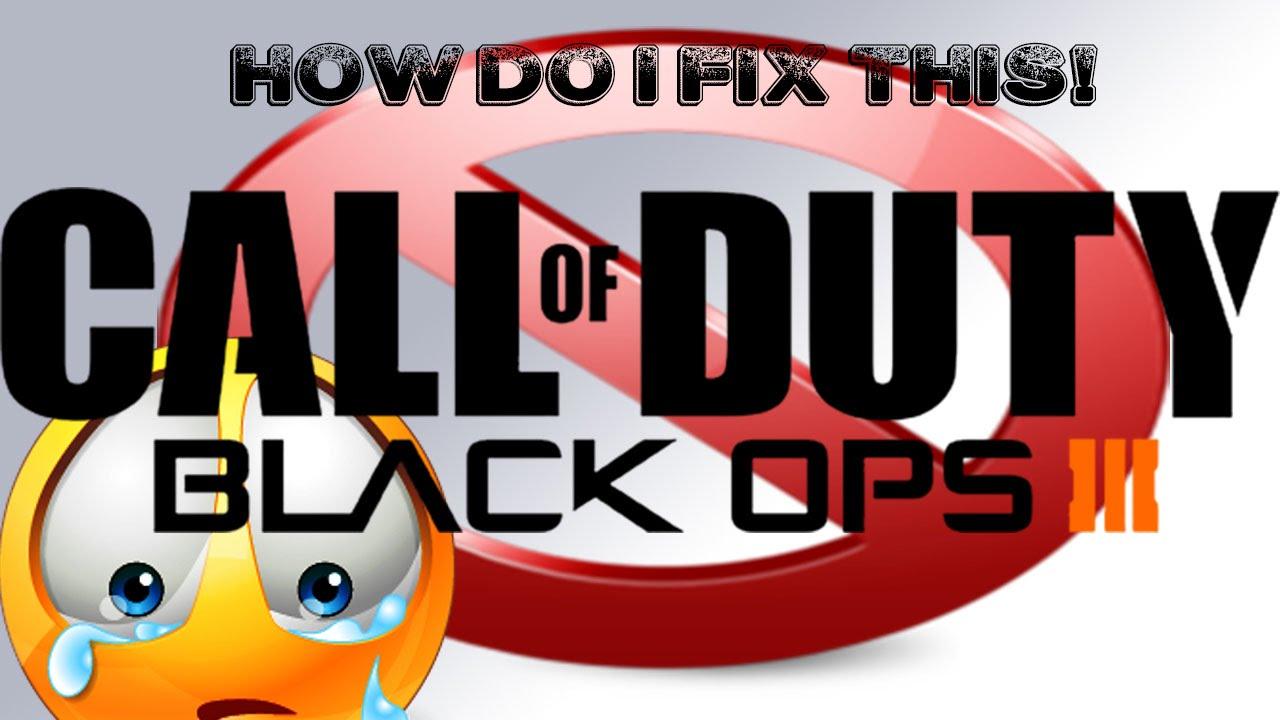 Black ops 3.