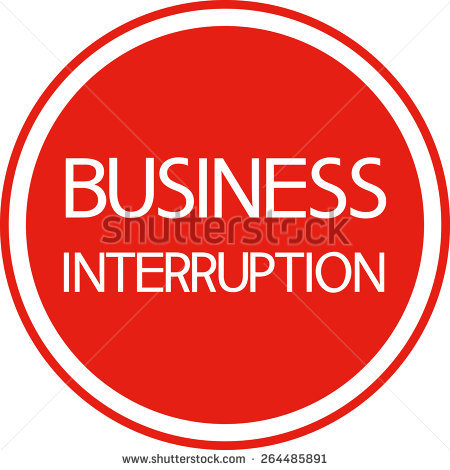 Business Interruption Stock Photos, Royalty.