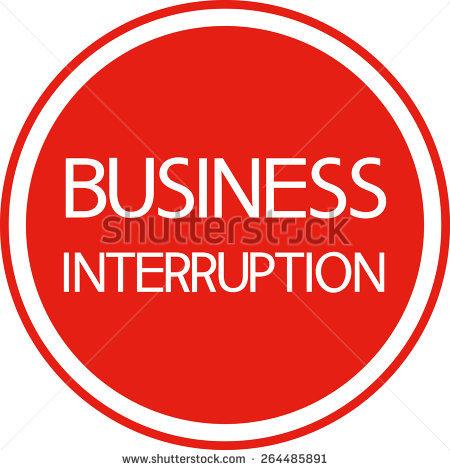 Business Interruption Stock Photos, Royalty.