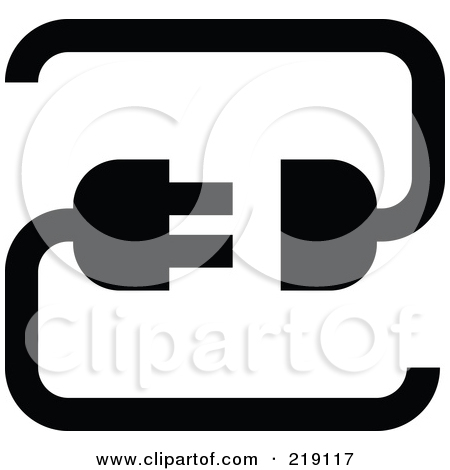 clipart of connecting plug to wall no watermark #20