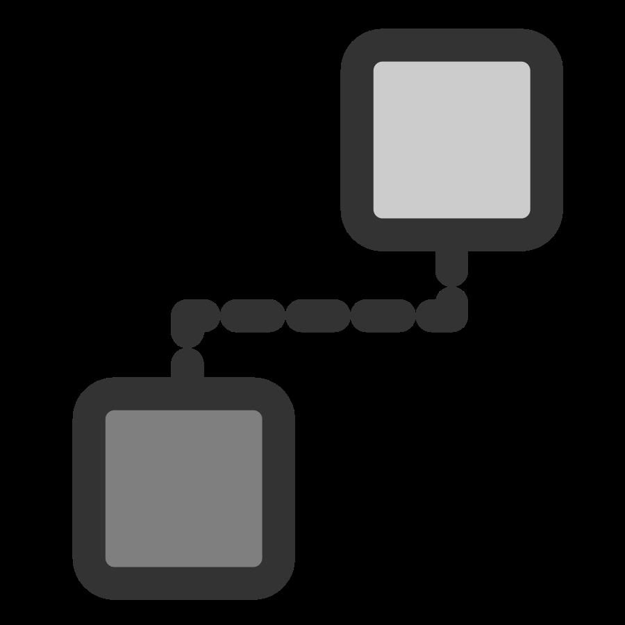 connector db9 SVG Vector file, vector clip art svg file.