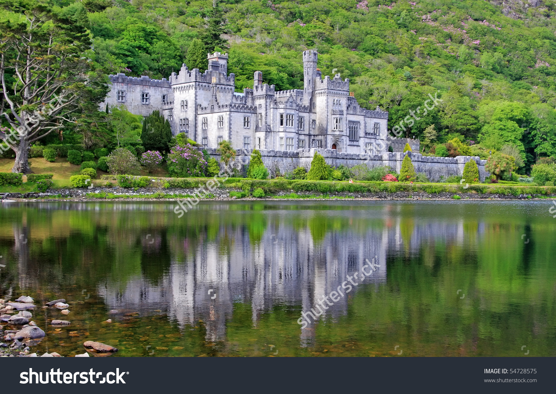 Connemara Castle Stock Photo 54728575.