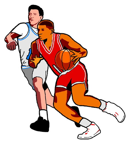Basketball posters conner high school cougars clipart.