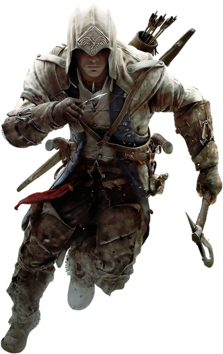 Download Free png connor kenway Google Search.
