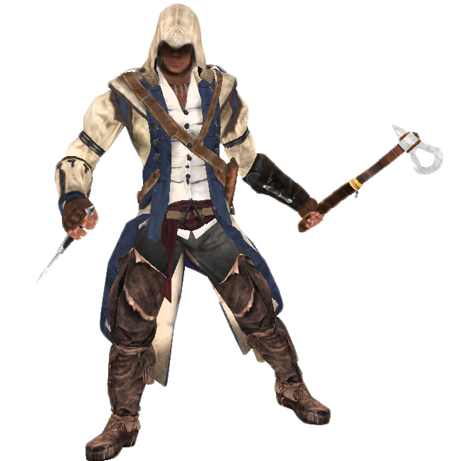 Connor Kenway Png Vector, Clipart, PSD.