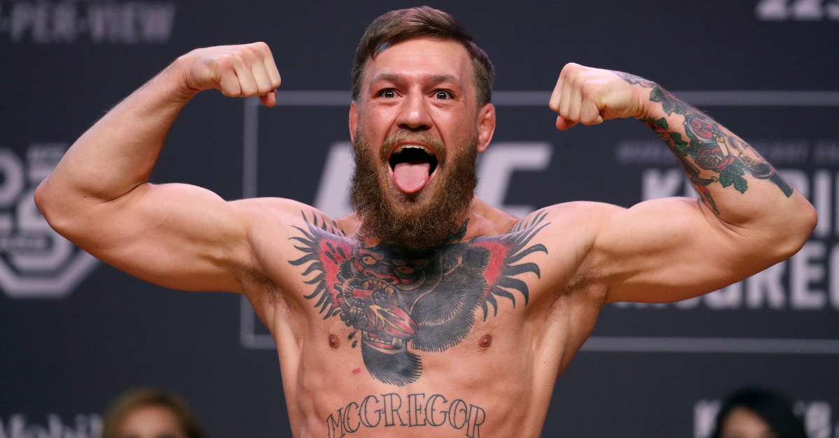 "Conor McGregor Announces Retirement: ""Proper Pino Coladas On Me."