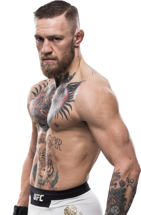 Conor McGregor.