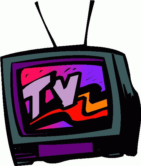 15+ Tv Shows Clipart.
