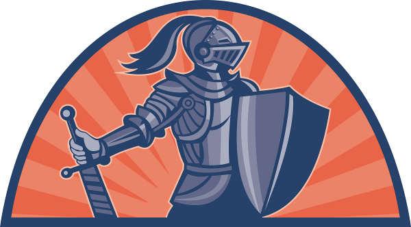 Conqueror Clip Art.