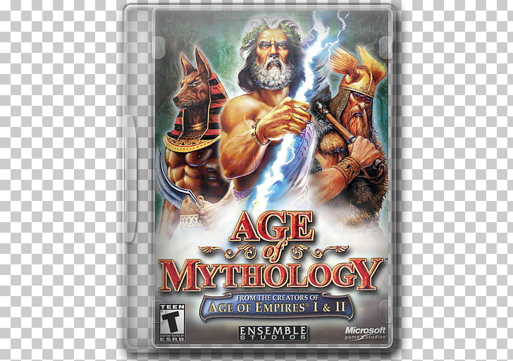 Age of Mythology: The Titans Age of Empires II: The.