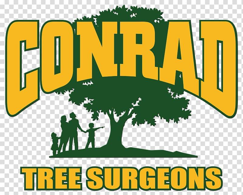 Conrad Tree Services Certified Arborist Logo, tree.