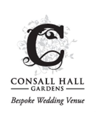 Consall Hall Garden.