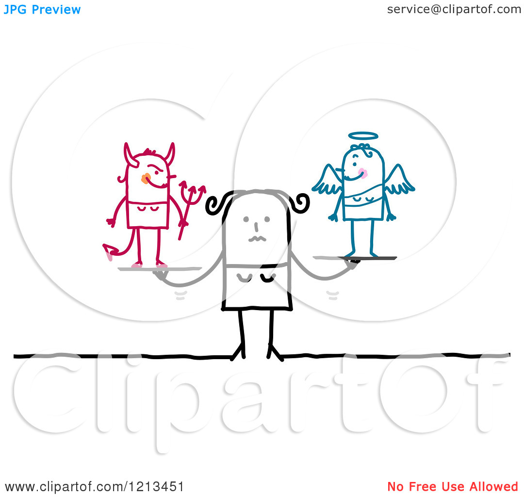 Conscience clipart.