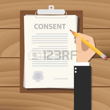 1,698 Consent Stock Illustrations, Cliparts And Royalty Free.