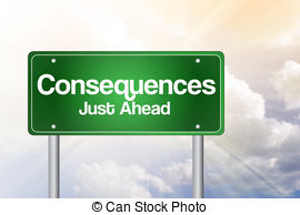 Consequences clipart 3 » Clipart Station.