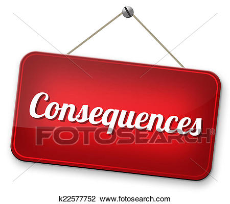 Consequences clipart 5 » Clipart Station.