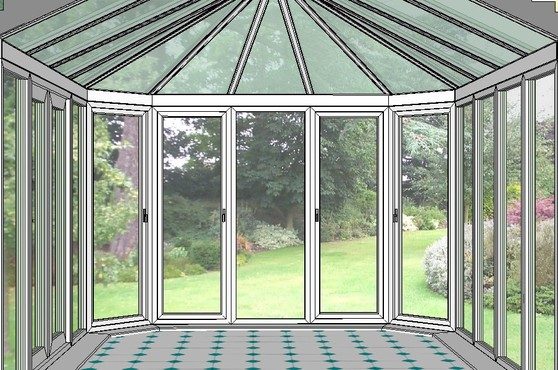 Conservatory clipart.