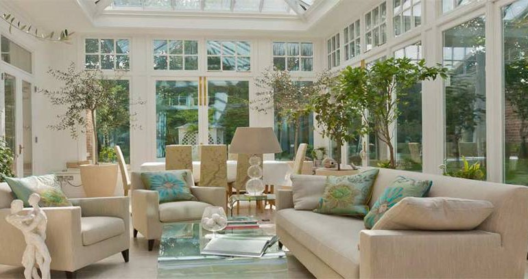 Conservatory clipart ideas.