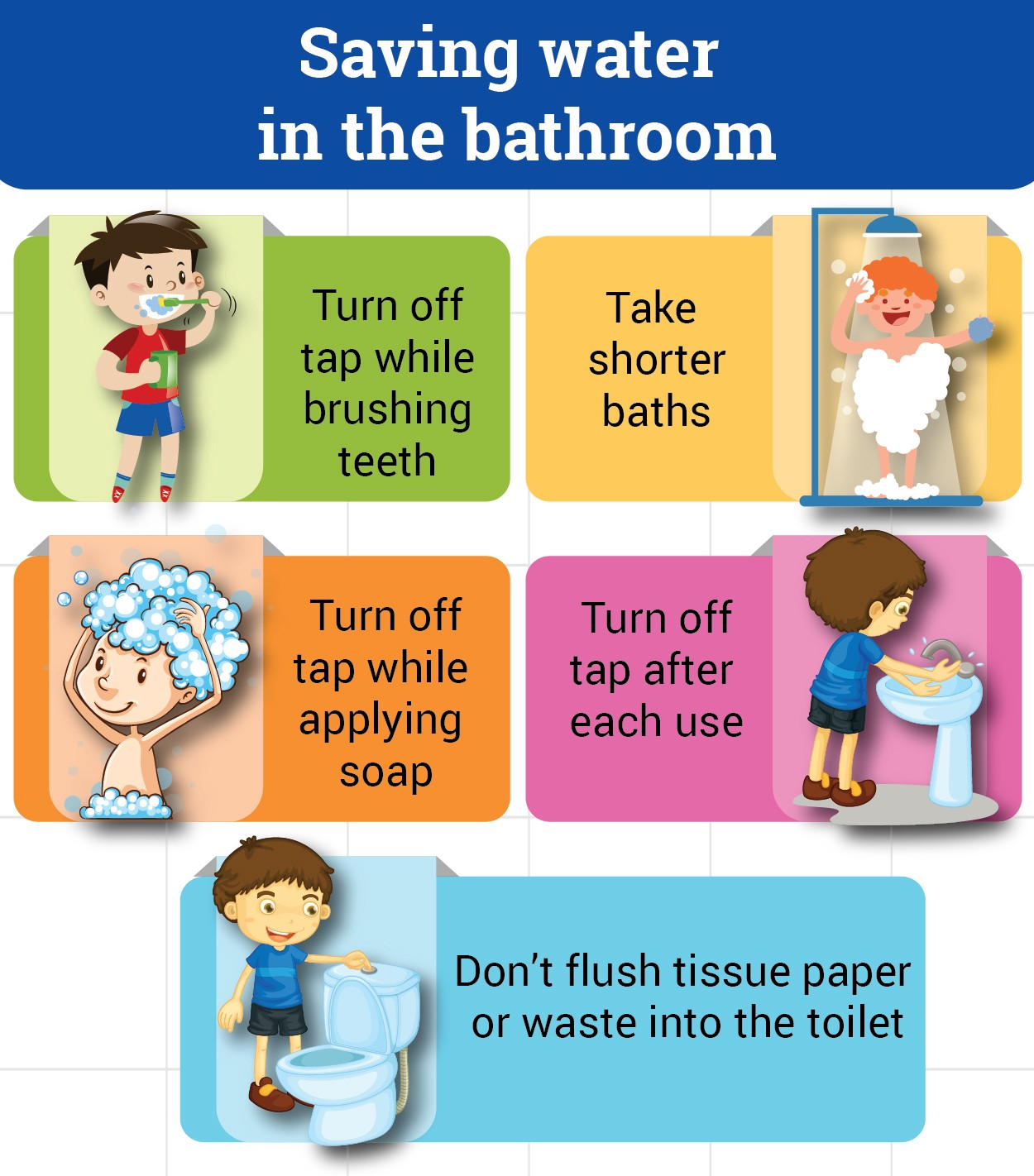 How To Teach Your Child About Water Conservation.