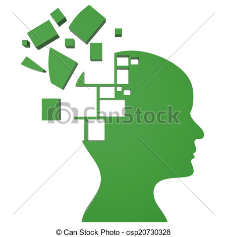 Clipart of Think Idea Indicates Thoughts Consider And Considering.