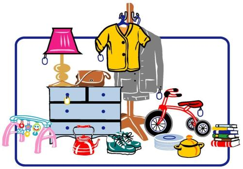 Kids consignment sale free clipart.