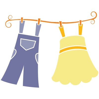 The Closet Consignment Store Clip Art.