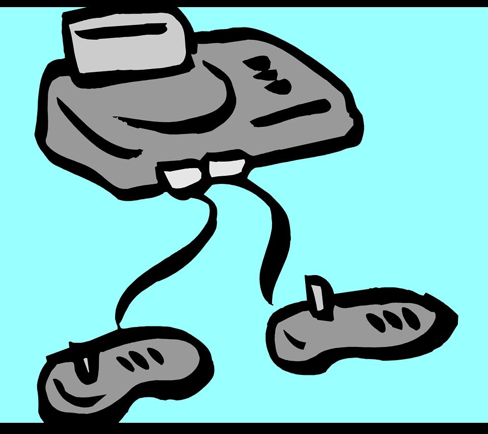 Console Clipart.