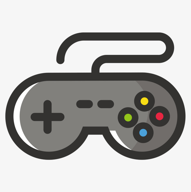 Gray Game Console, Gray, Game Consoles, Handle PNG Transparent.