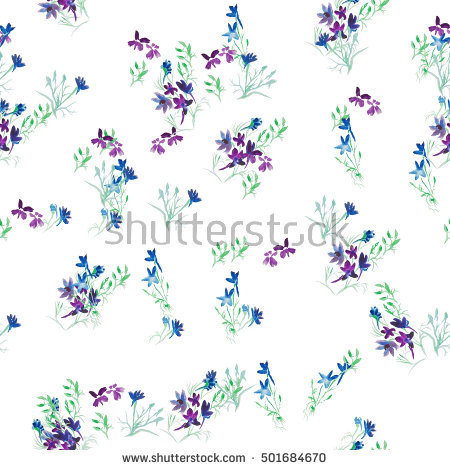 Larkspur Stock Photos, Royalty.