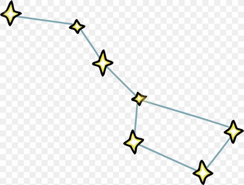 Dipper Pines Big Dipper Ursa Major Constellation Clip Art.