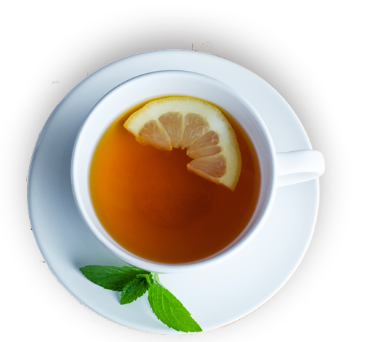 Tea PNG images, cup of tea.