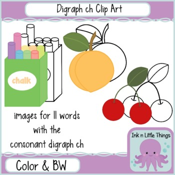 Digraph Clipart.