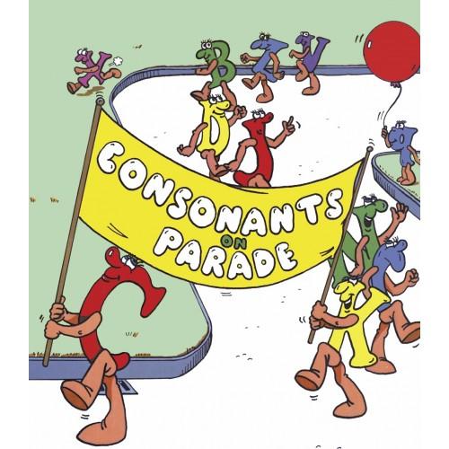 Consonants on Parade Complete Set.