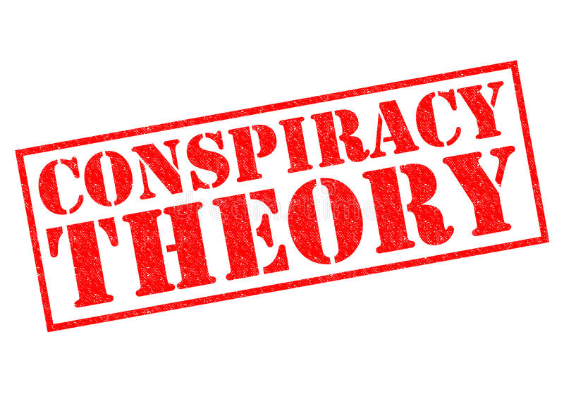 Conspiracy Theory Stock Illustrations.