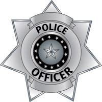 Policeman Badge Clipart.